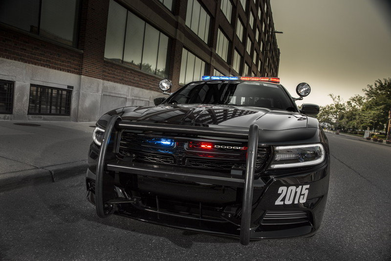 2015 Dodge Charger Pursuit High Resolution Exterior - image 563899