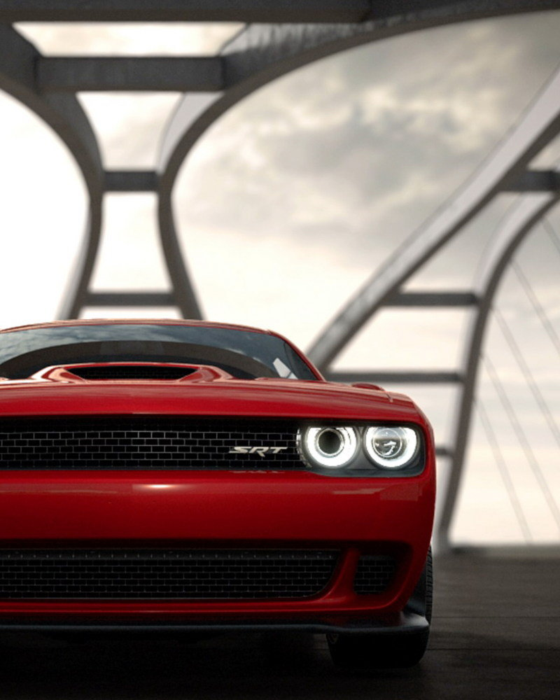 Dodge Offering the SRT Hellcat Engine Ringtone for Free