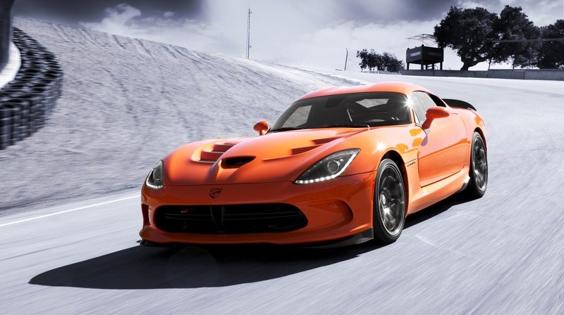 Dodge Reportedly Working on a Supercharged Viper