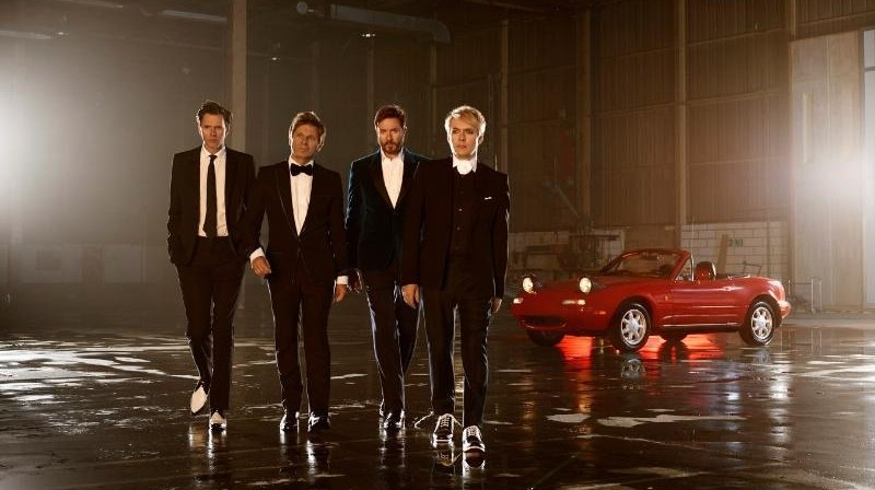 Duran Duran is Set to Headline the Unveiling of the 2016 MX-5