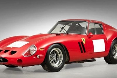 Ferrari 250 GTO Berlinetta Sells For $38 Million At Bonhams Auction