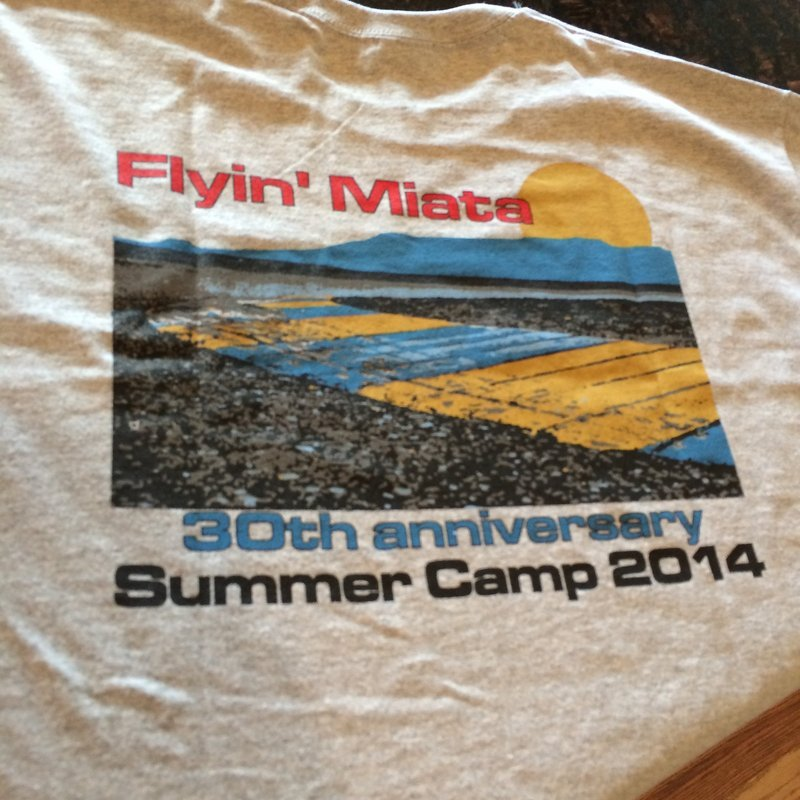 Flyin' Miata Summer Camp: An Unforgettable Experience