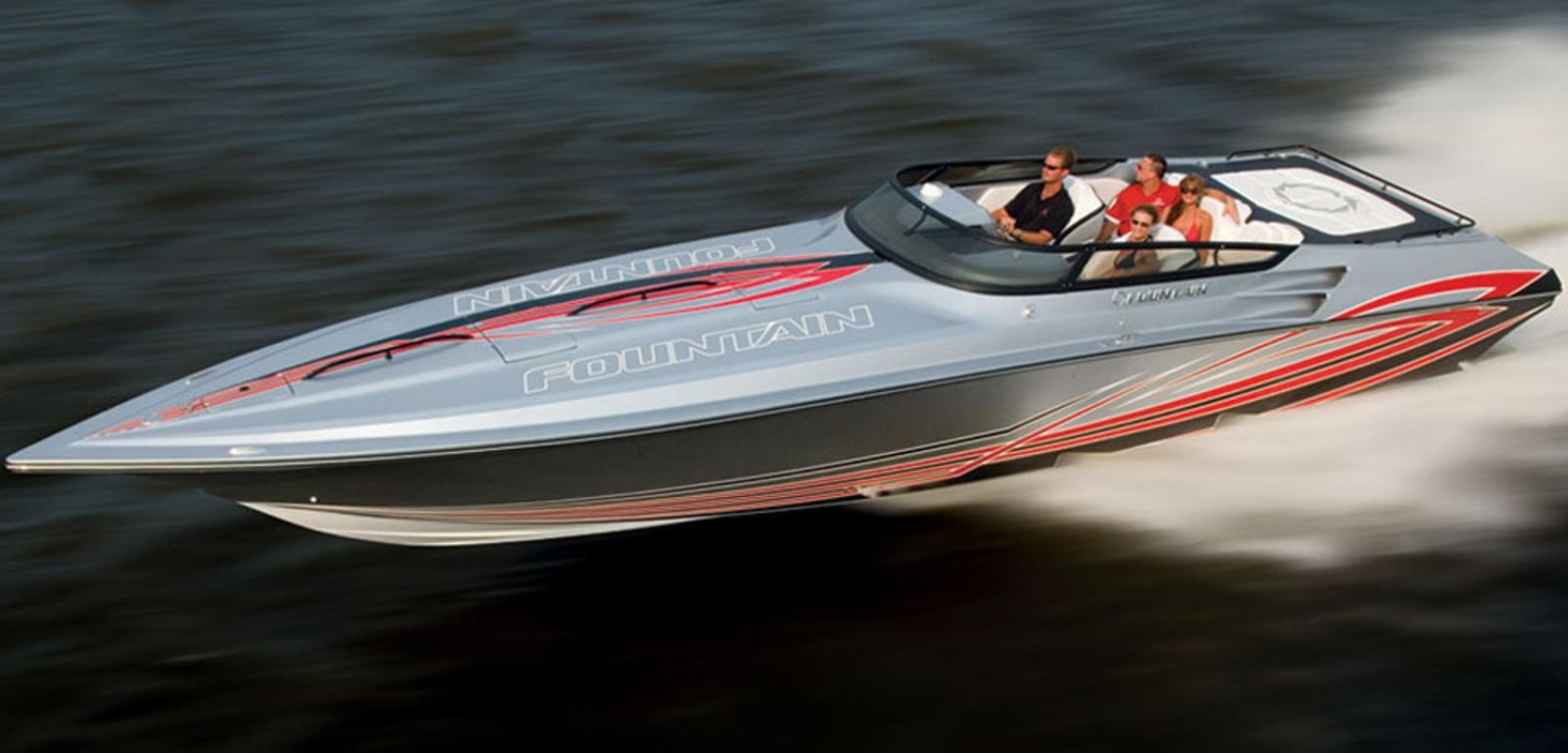2014 Fountain 38 Lightning Review Top Speed