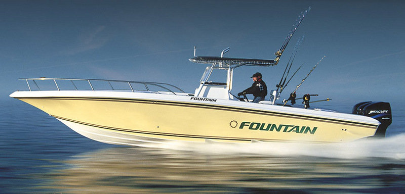 2014 Fountain 38 Sportfish CC Tournament Edition