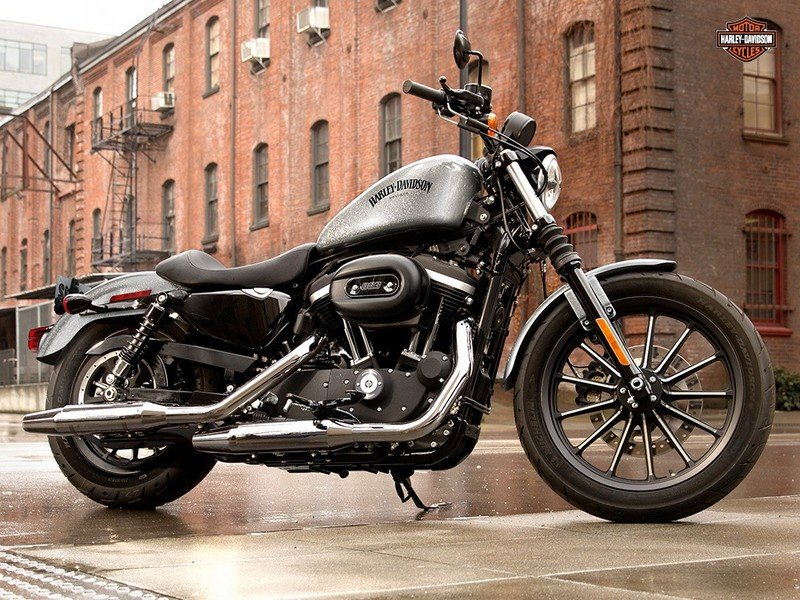 Populaire 2015 Harley-Davidson Iron 883 Review - Top Speed VZ47