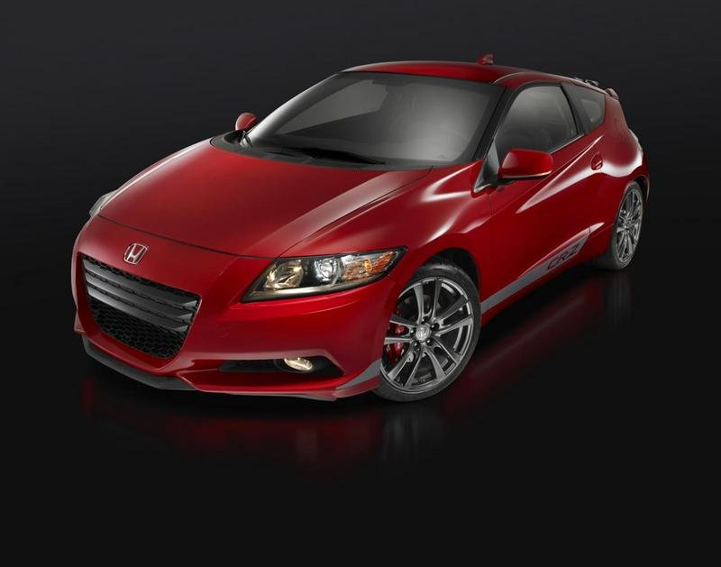 Honda CR-Z News And Reviews | Top Speed