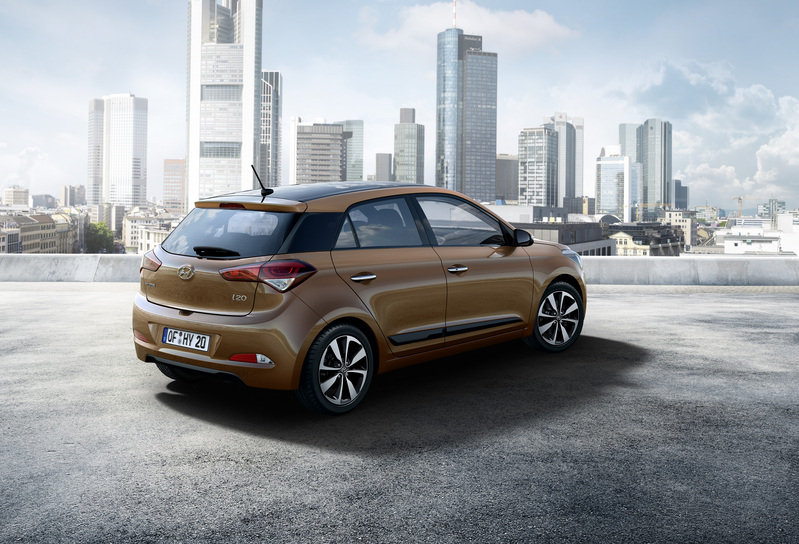 2015 Hyundai i20 High Resolution Exterior - image 564113