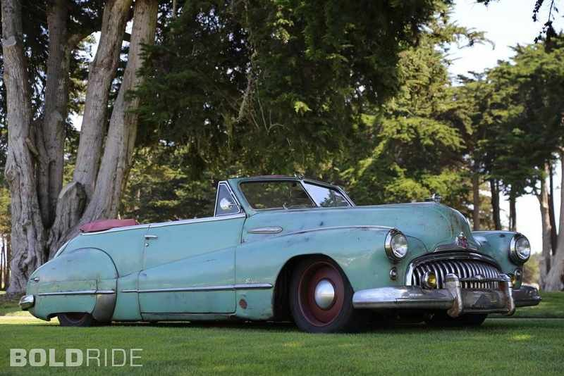 1948 Buick Super Convertible by ICON