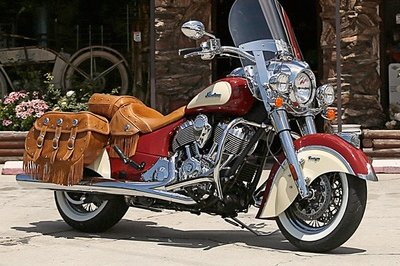 2015 Indian Chief Vintage Exterior - image 563507
