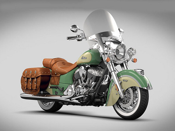 2015 Indian Chief Vintage Review - Top Speed