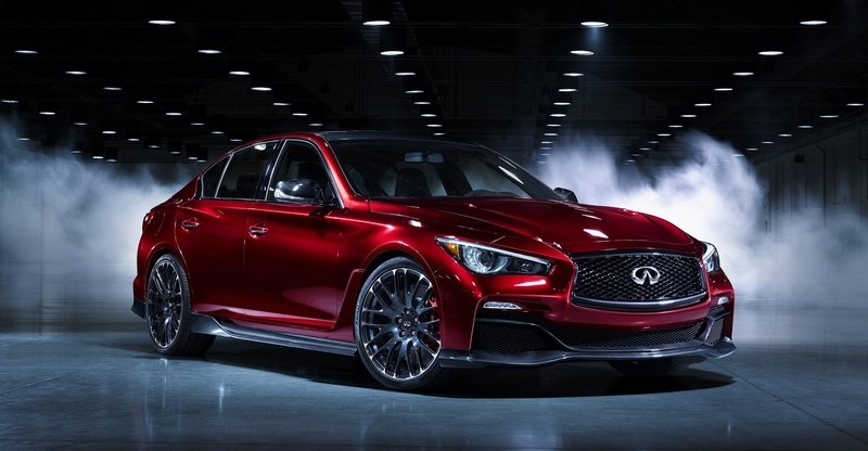 Infiniti Aims to Secure US Trademark for