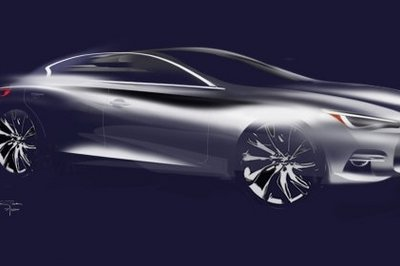 Infiniti's Future Lineup Could Include 700 HP Four-Door Coupe