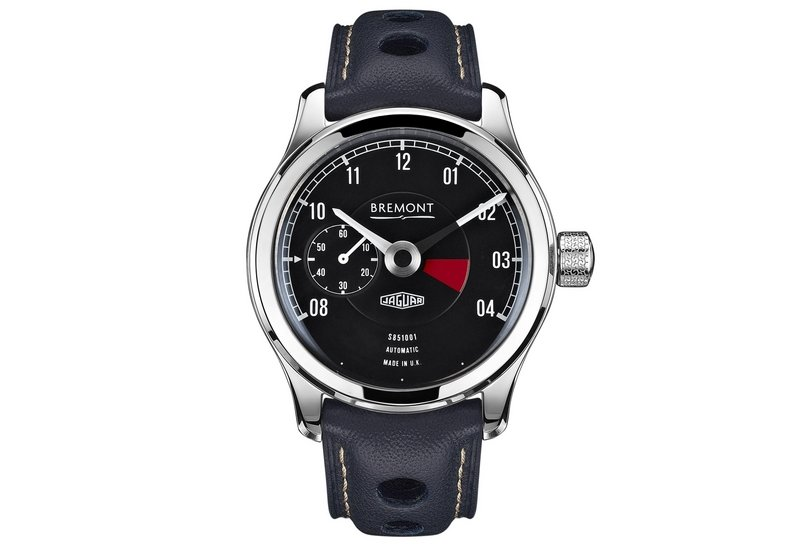 Jaguar and Bremont Watches Launch Lightweight E-Type Tachometer Products - image 564383