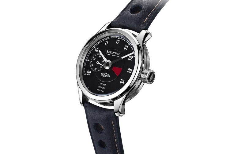 Jaguar and Bremont Watches Launch Lightweight E-Type Tachometer
