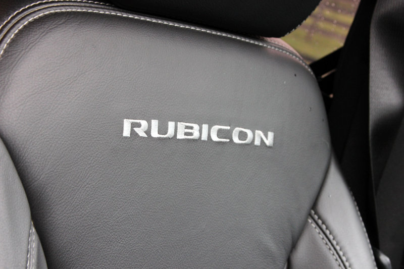 2014 Jeep Wrangler Rubicon X - Driven Emblems and Logo Interior - image 564962