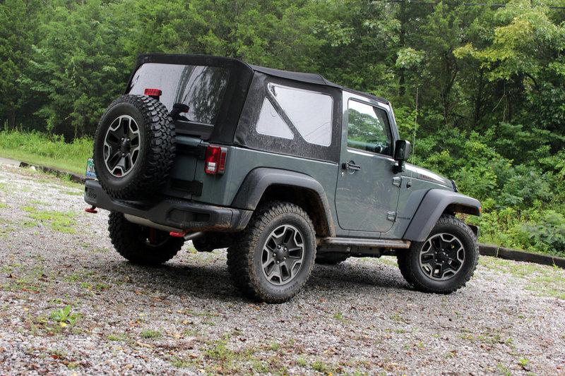2014 Jeep Wrangler Rubicon X - Driven High Resolution Exterior - image 564965
