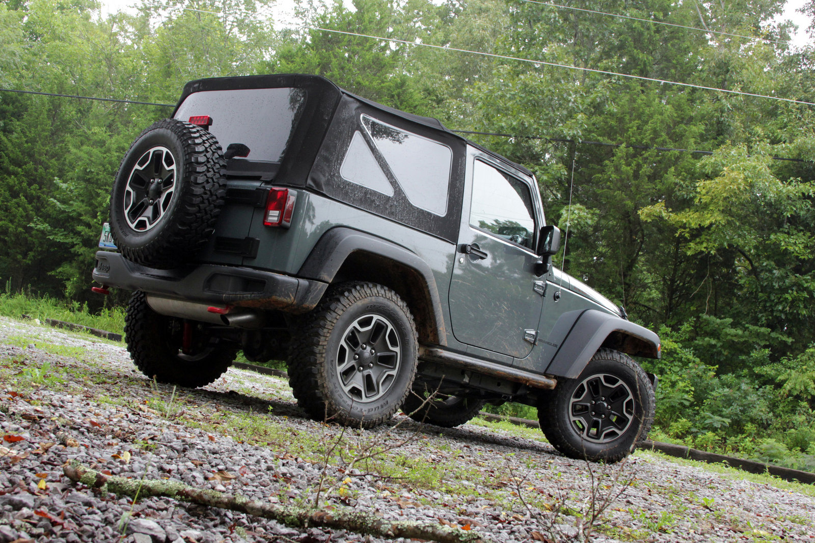 2014 jeep wrangler rubicon x driven picture 564968 car review top speed. Black Bedroom Furniture Sets. Home Design Ideas
