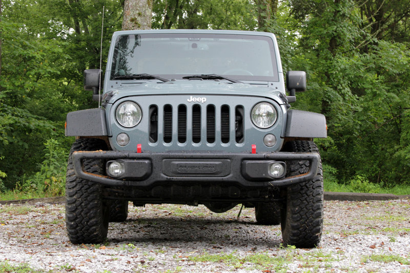 2014 Jeep Wrangler Rubicon X - Driven High Resolution Exterior - image 564975