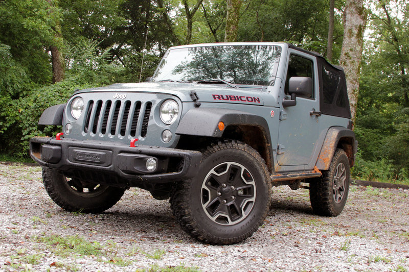 2014 Jeep Wrangler Rubicon X - Driven High Resolution Exterior - image 564953