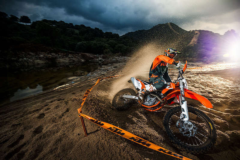 KTM and Husqvarna Bikes Recalled Over Faulty Fork Pistons