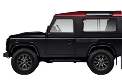 2014 Land Rover Defender Africa Edition