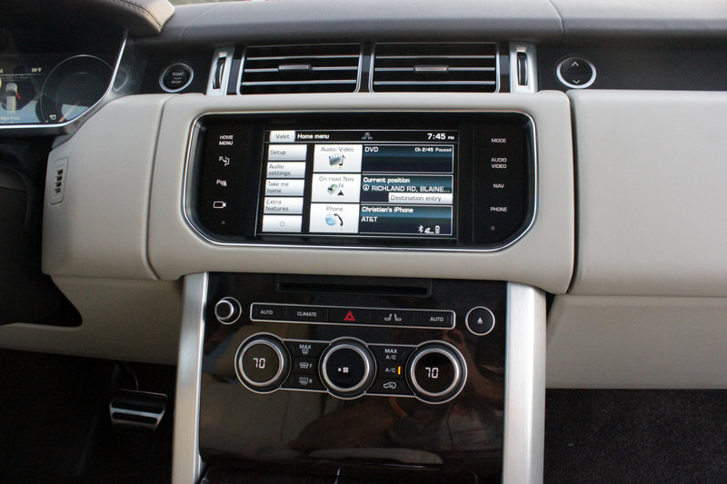 2014 Land Rover Range Rover LWB - Driven Interior - image 566008