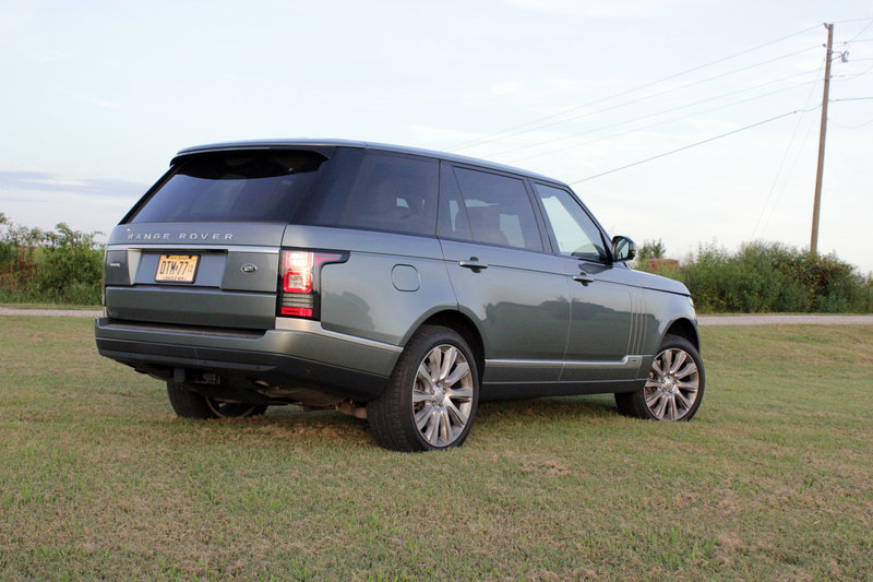 2014 Land Rover Range Rover LWB - Driven High Resolution Exterior - image 566019