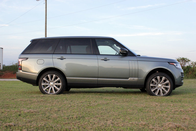 2014 Land Rover Range Rover LWB - Driven High Resolution Exterior - image 566031