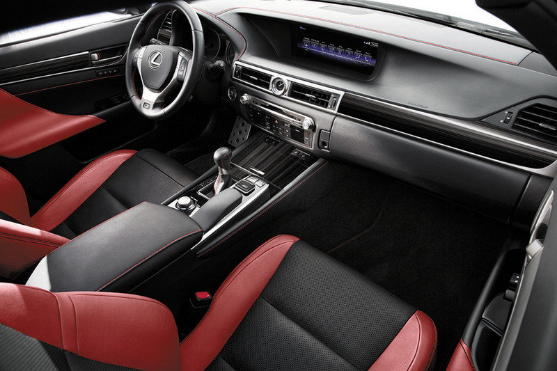 2015 Lexus GS Crafted Line Edition High Resolution Interior - image 563253