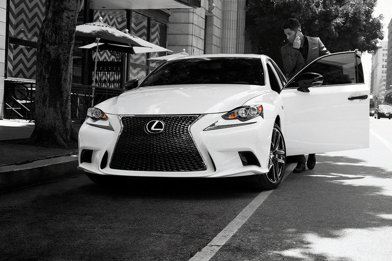 2015 Lexus IS Crafted Line Edition