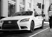 2015 Lexus LS Crafted Line Edition - image 563251