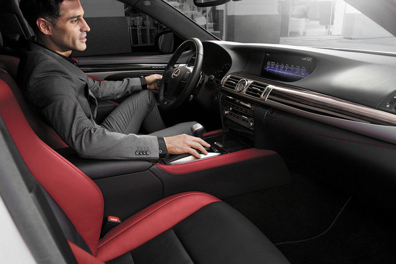 2015 Lexus LS Crafted Line Edition High Resolution Interior - image 563241
