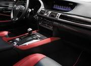 2015 Lexus LS Crafted Line Edition - image 563242