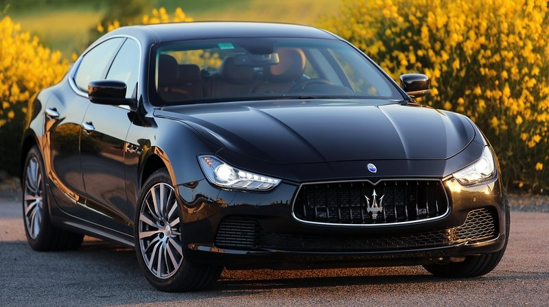 Maserati Won't Go any Smaller Than the Ghibli