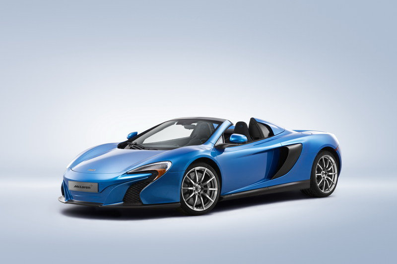 2015 McLaren 650S Spider by MSO High Resolution Exterior Wallpaper quality - image 563055