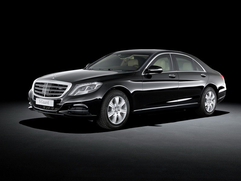2015 Mercedes-Benz S600 Guard High Resolution Exterior Wallpaper quality - image 563029
