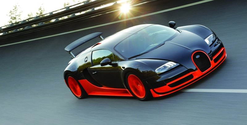 Only 15 Bugatti Veyrons Left To Be Built