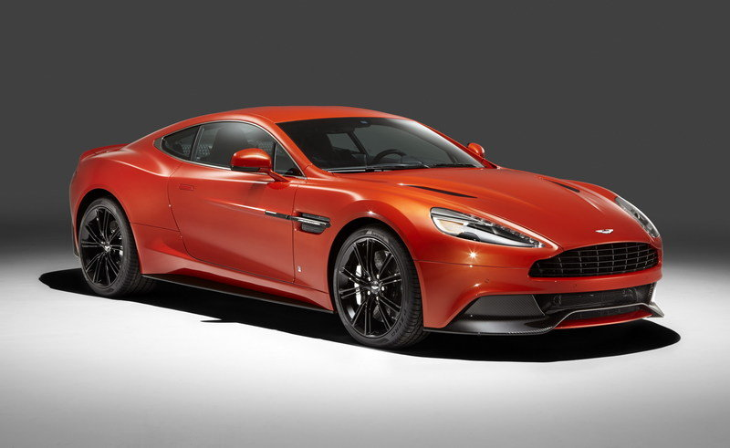 2014 Aston Martin Vanquish by Q High Resolution Exterior Wallpaper quality - image 563778