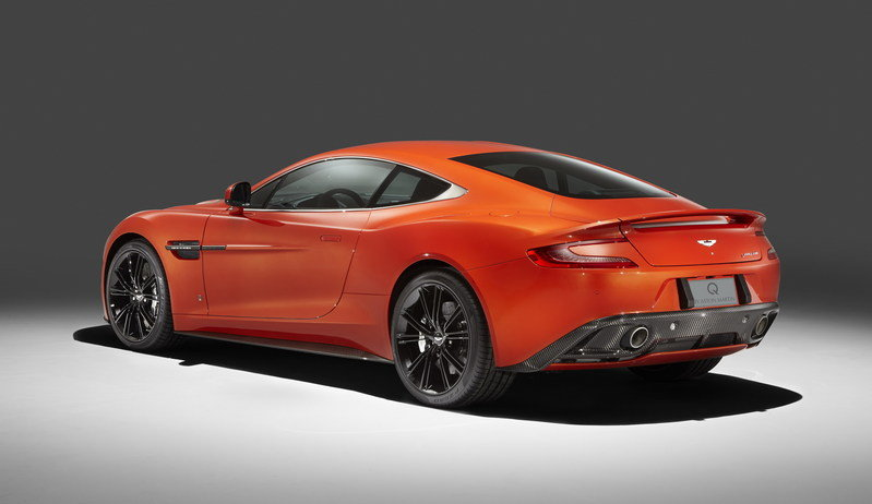 2014 Aston Martin Vanquish by Q High Resolution Exterior - image 563780
