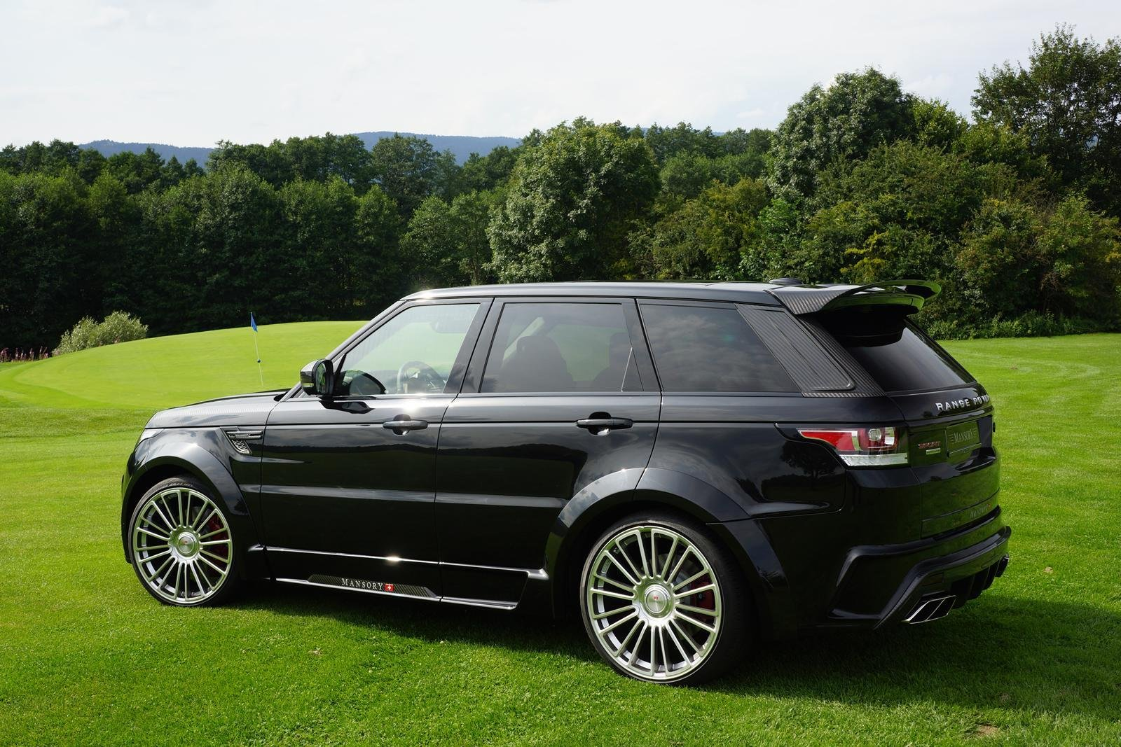 2014 land rover range rover sport by mansory picture. Black Bedroom Furniture Sets. Home Design Ideas