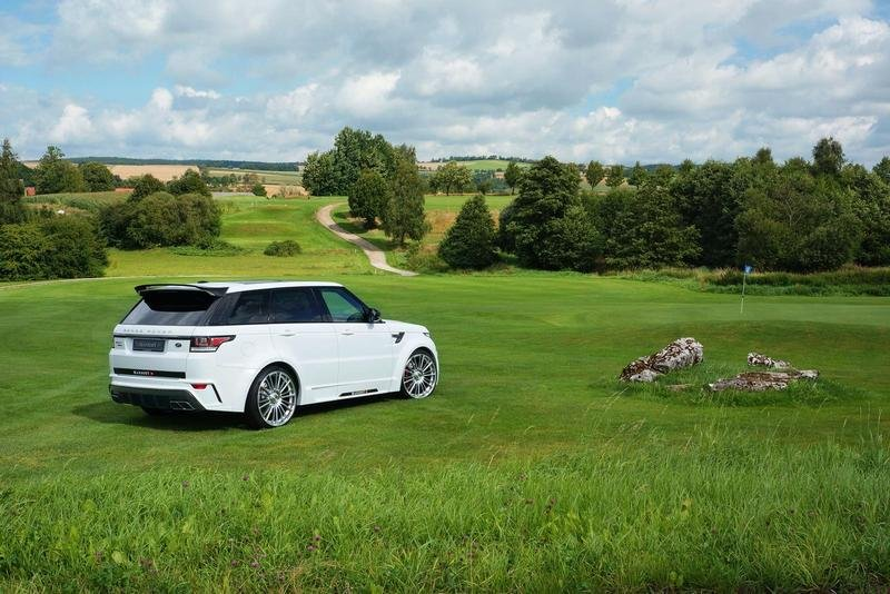 2014 Land Rover Range Rover Sport by Mansory