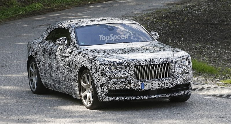Rolls-Royce Confirms a New Model for 2016