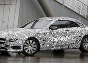 Spy Shots: Mercedes S-Class Convertible Caught Testing Once Again - image 564687
