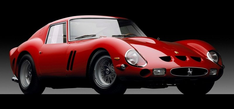 Ferrari Expert Claims that the $64 Million Ferrari 250 GTO is a Fake