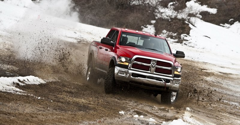 Top Five Off-Roaders