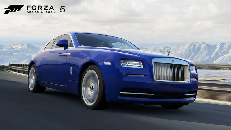 TopSpeed Exclusive Interview: Rolls Royce Wraith Now In Forza 5 Screenshots / Gameplay - image 564160