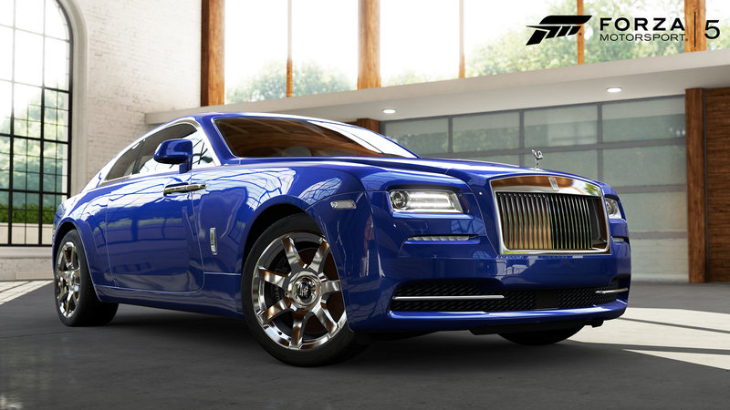TopSpeed Exclusive Interview: Rolls Royce Wraith Now In Forza 5 Screenshots / Gameplay - image 564182