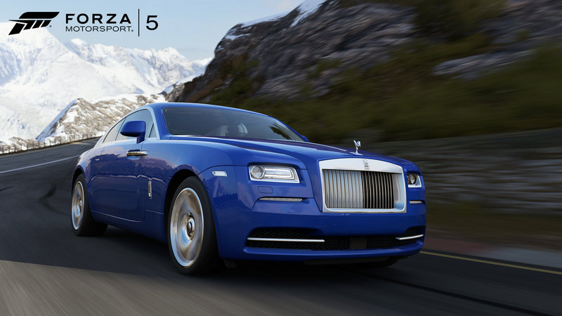 TopSpeed Exclusive Interview: Rolls Royce Wraith Now In Forza 5 Screenshots / Gameplay - image 564183