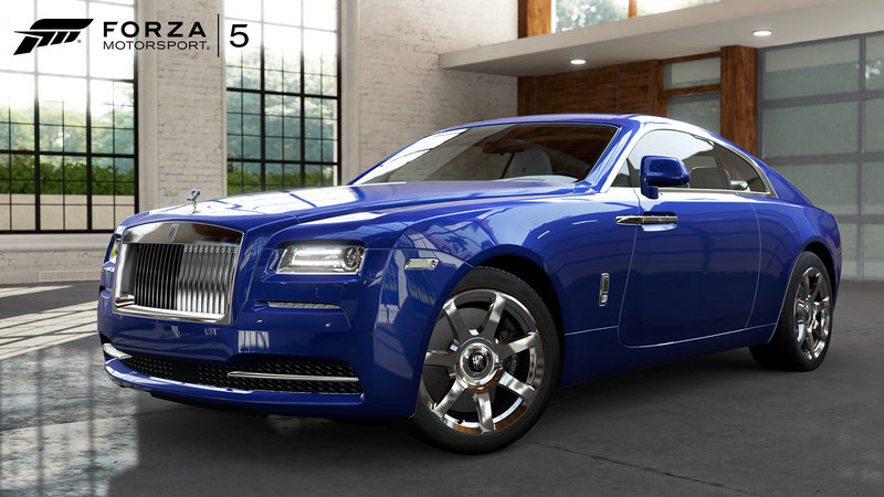 TopSpeed Exclusive Interview: Rolls Royce Wraith Now In Forza 5