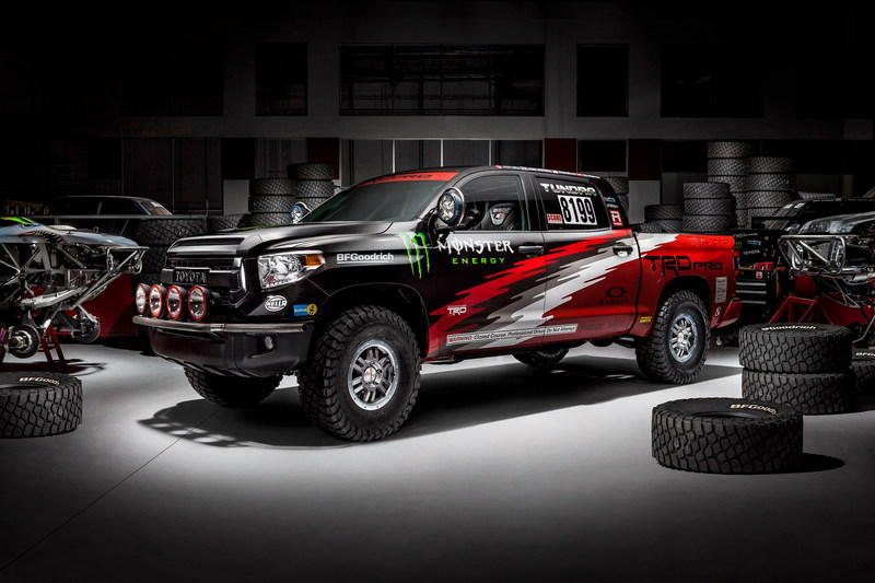 2015 Toyota TRD Pro Tundra Tecate SCORE Baja 1000 High Resolution Exterior Wallpaper quality - image 563298